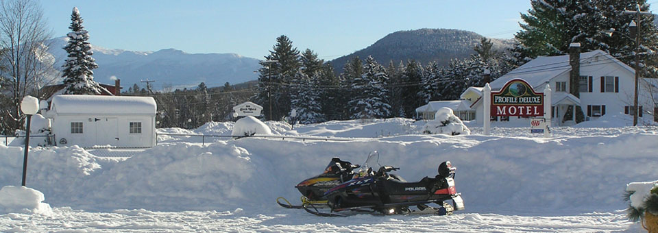Profile Deluxe Motel Stay In The White Mountains Of New